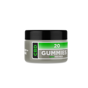 CBN CBD 20 Gummies