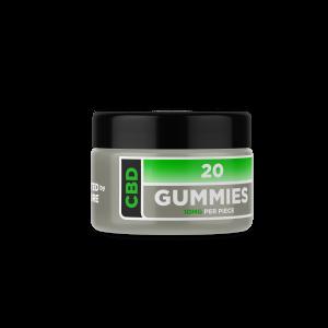 CBN CBD 20 Gummies